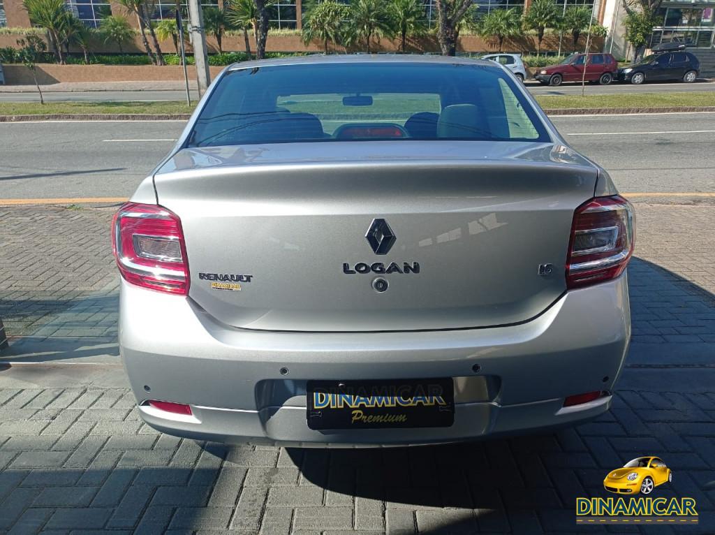 Imagem do veículo LOGAN DYNAMIQUE 1.6 FLEX TOP DE LINHA! PERICIADO!