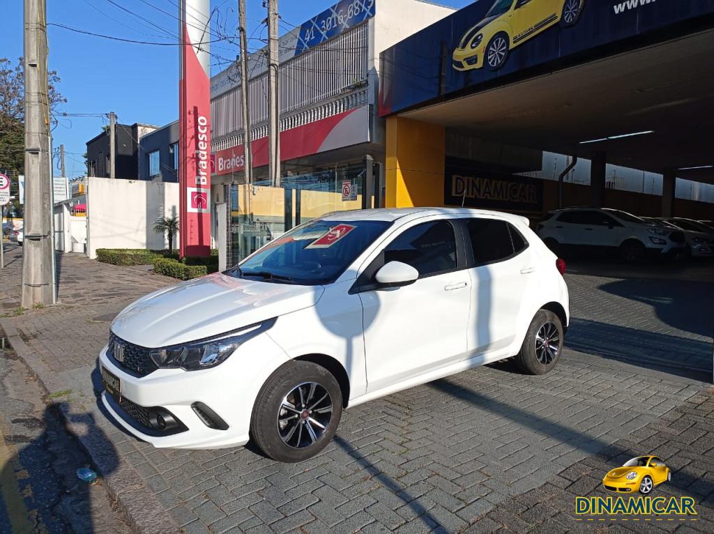 ARGO FIREFLY DRIVE FLEX COM APENAS 7.300KM + COURO E RODAS!