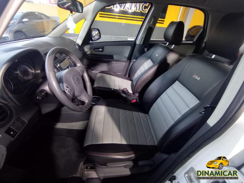 Imagem do veículo SX4 2.0 4X4 AUTOMÁTICO! COMPLÉTISSIMO!