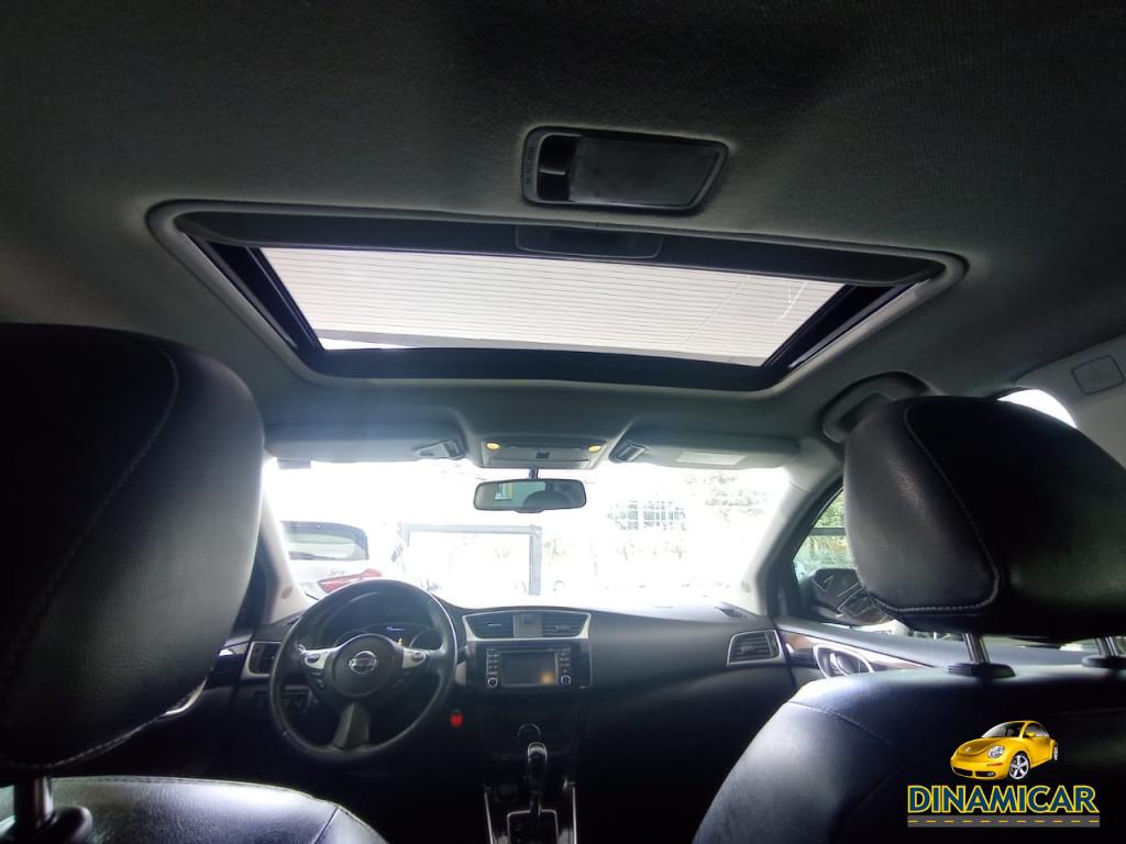 Imagem do veículo SENTRA SL CVT TOP DE LINHA COM TETO SOLAR !