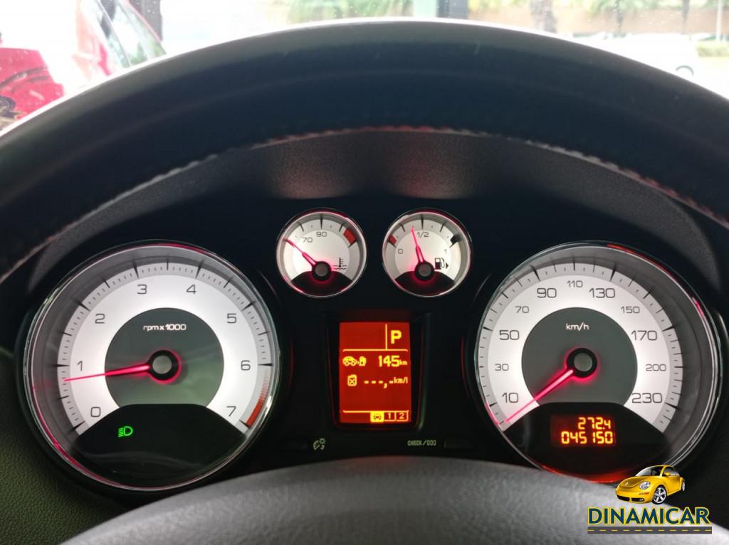 Imagem do veículo 308 1.6 ROLAND GARROS THP AT TOP DE LINHA! 45 MIL KM!