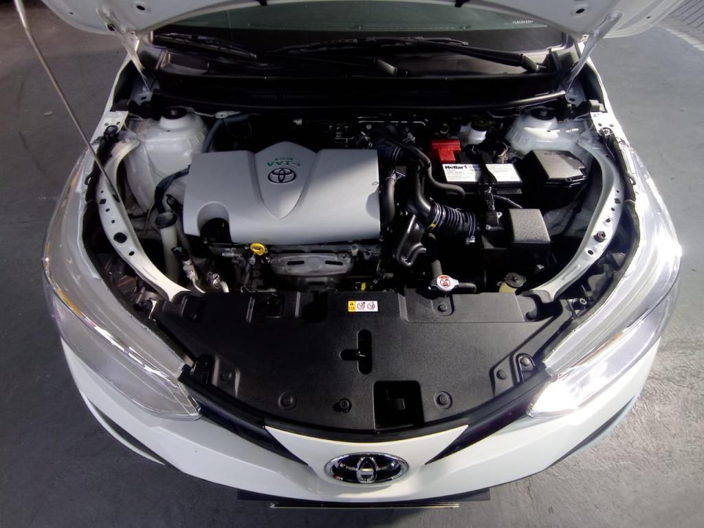 Imagem do veículo YARIS 1.3 16V FLEX XL MULTIDRIVE! IMPECÁVEL! NA GARANTIA!