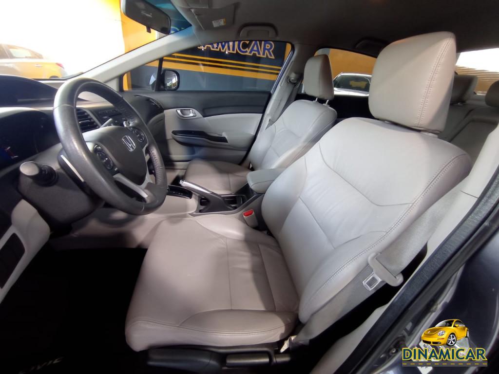 Imagem do veículo CIVIC LXR 2.0 AUTOMÁTICO 2015! IMPECÁVEL!