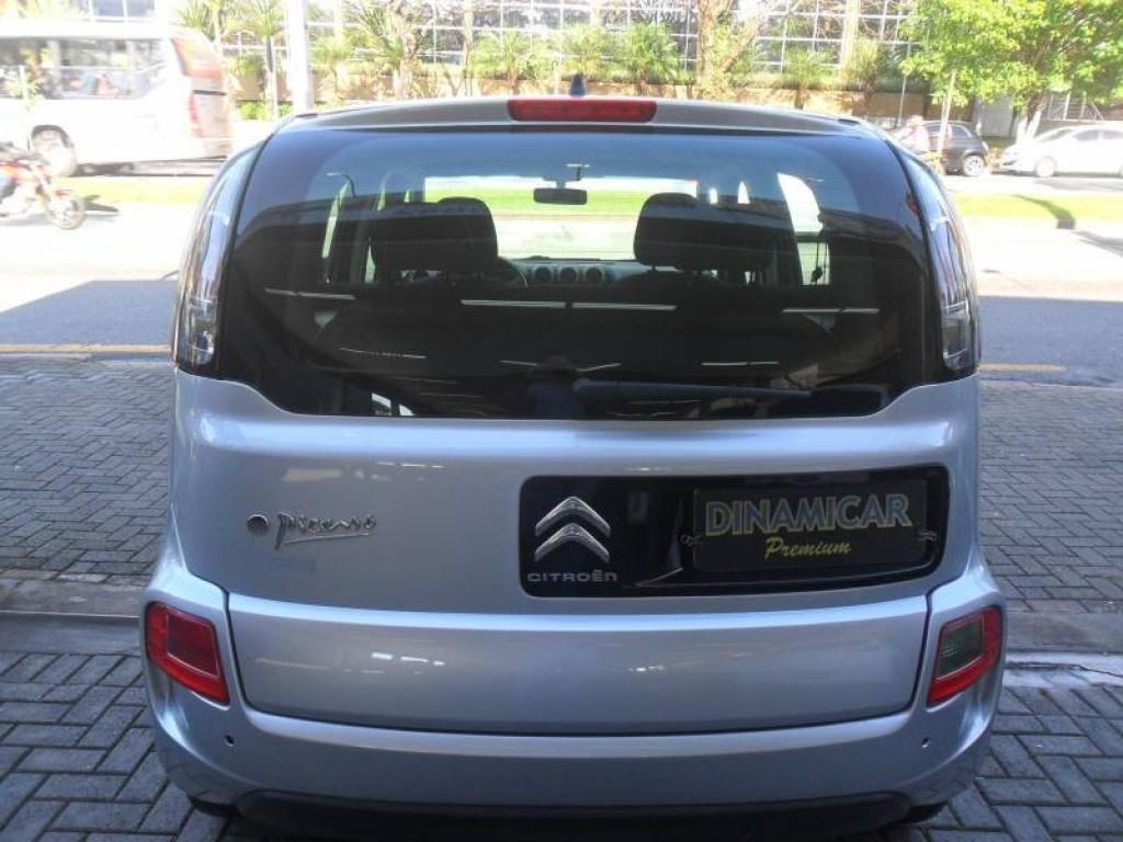Imagem do veículo C3 PICASSO 1.6 AUTOMATICO FLEX ÚNICO DONO!