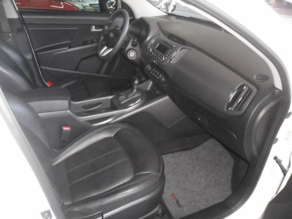 Imagem do veículo SPORTAGE 2.0 FLEX AUTOMÁTICA IMPECÁVEL!