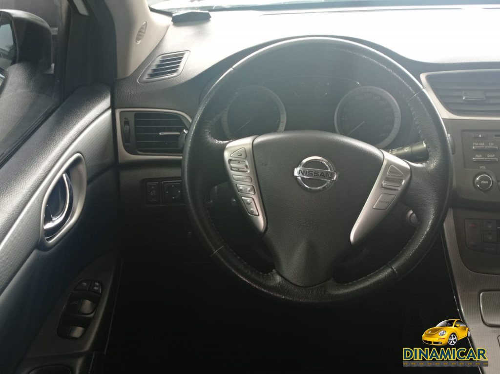Imagem do veículo SENTRA SV AUTOMÁTICO CVT FLEXSTART ! COMPLETÍSSIMO!