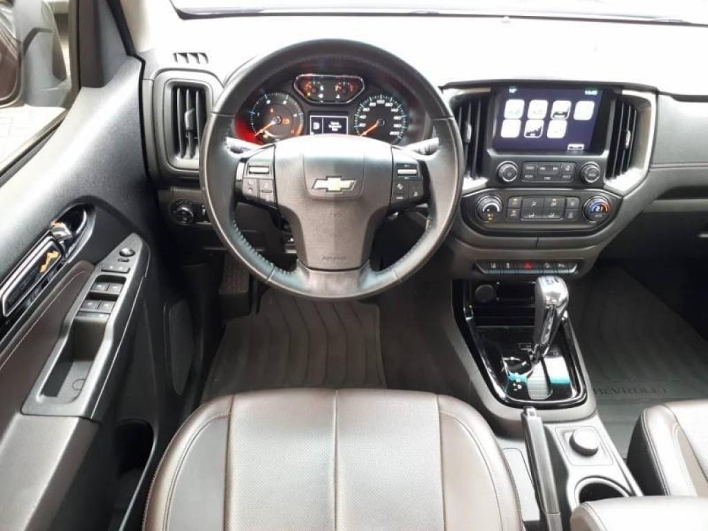 Imagem do veículo S10 HIGH COUNTRY TOP DE LINHA 4X4 AUTOMÁTICA!