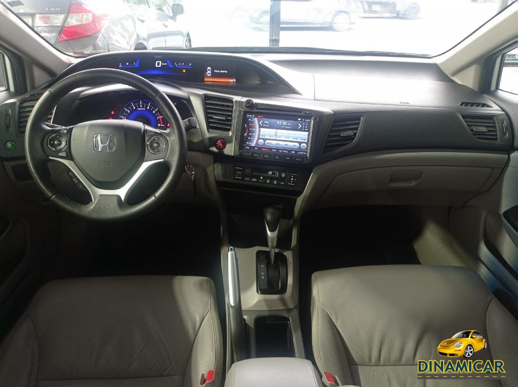Imagem do veículo CIVIC LXR 2.0 AUTOMÁTICO + CENTRAL MULTIMÍDIA!