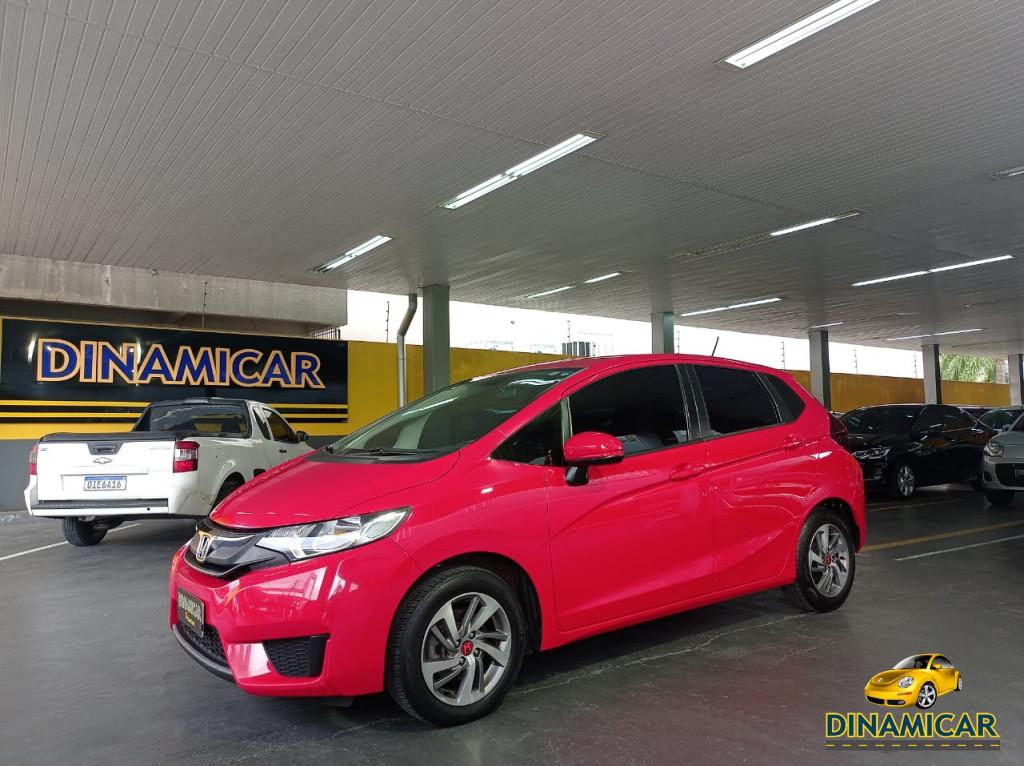 Imagem do veículo FIT AUTOMÁTICO COMPLETO + BANCOS EM COURO + MULTIMÍDIA!