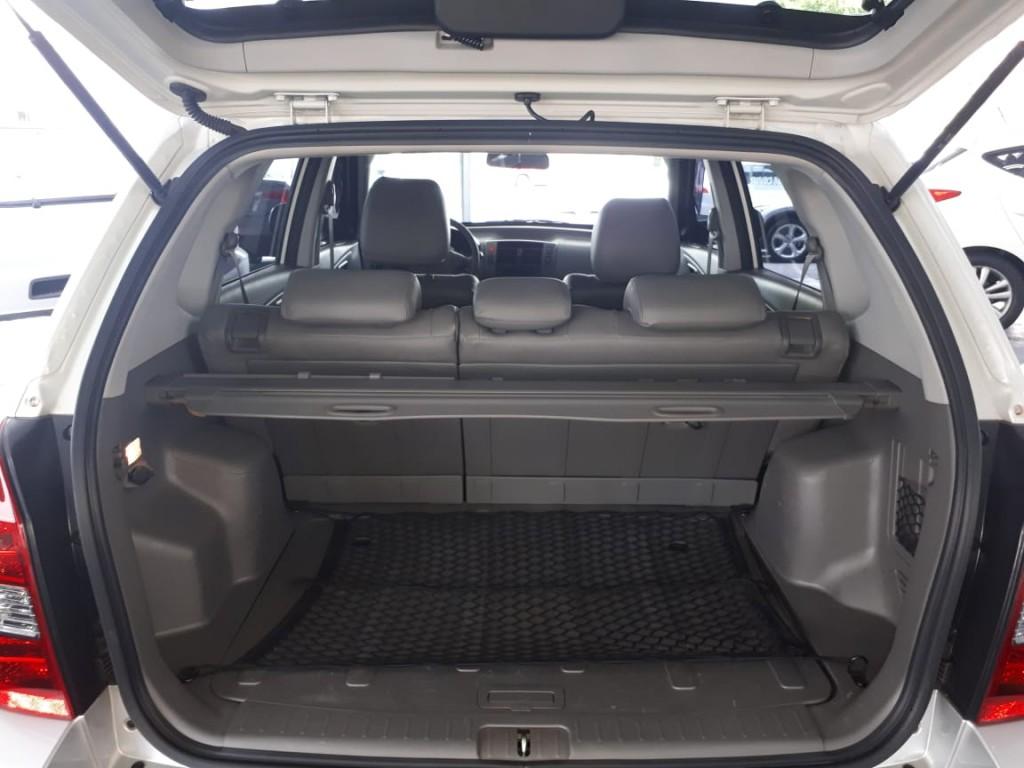 Imagem do veículo TUCSON TOP DE LINHA 2.0 FLEX AUTOMÁTICA!