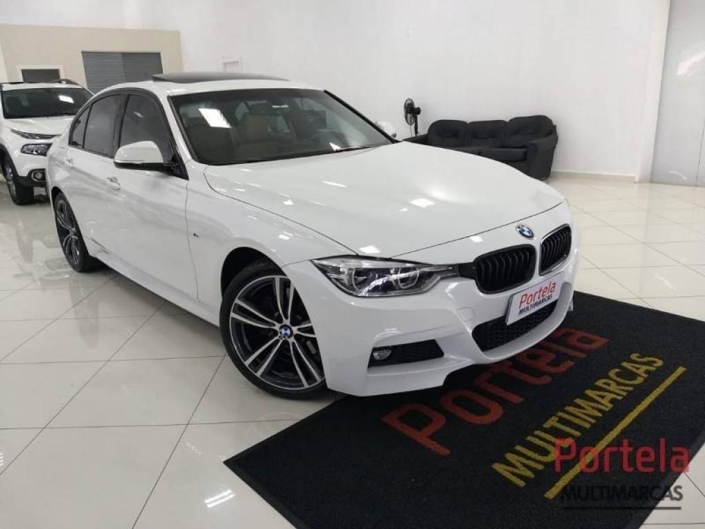 BMW 328I 2.0 SPORT 4P AUTOMÁTICO 2016