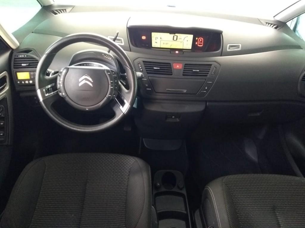 Imagem do veículo CITROËN C4 PICASSO 2.0 16v gasolina 4p automatico