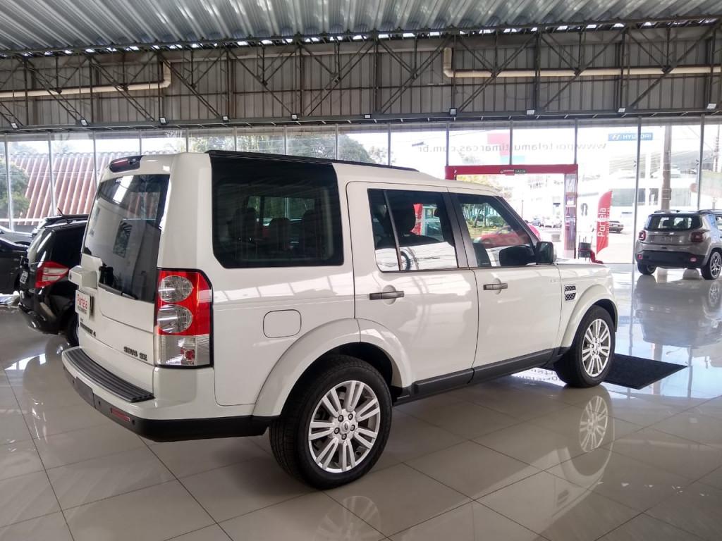 Imagem do veículo LAND ROVER DISCOVERY 4 3.0 se 4x4 v6 24v bi-turbo diesel 4p automatico