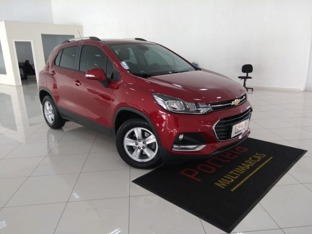 CHEVROLET TRACKER  LT 1.4 16V TURBO FLEX AUTOMÁTICO