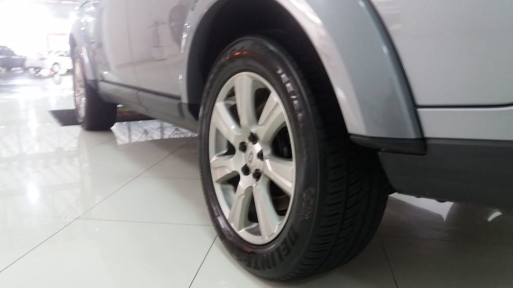 Imagem do veículo LAND ROVER DISCOVERY 4 3.0 SE 4X4 V6 24V TURBO DIESEL 4P AUTOMÁTICO