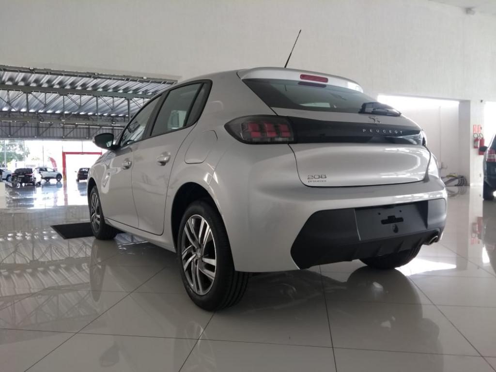 Imagem do veículo PEUGEOT  NEW 208 1.6 ALLURE 16V FLEX 4P AUTOMÁTICO
