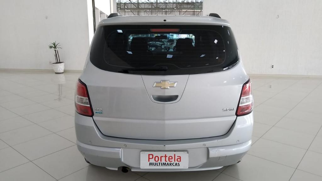 Imagem do veículo CHEVROLET SPIN 1.8 LTZ 8V FLEX 4P AUTOMÁTICO
