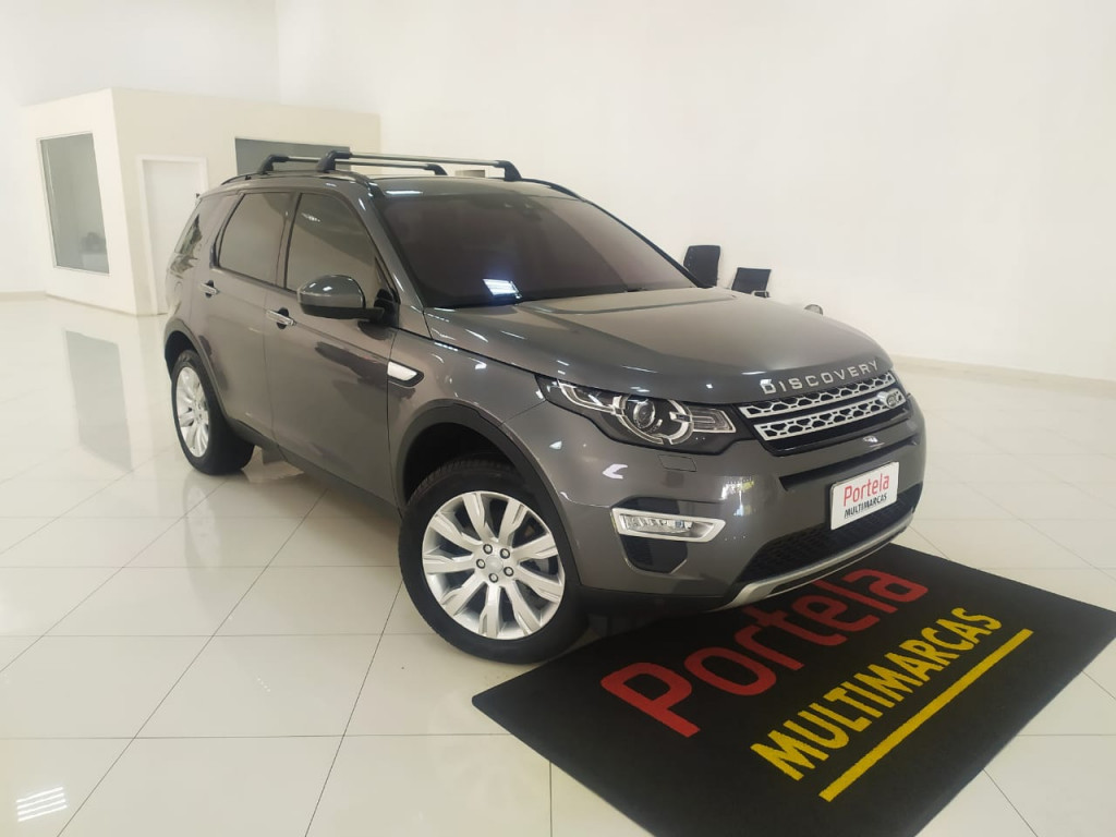 LAND ROVER DISCOVERY SPORT 2.0 16V SI4 TURBO GASOLINA HSE LUXURY 4P AUTOMÁTICO 7 LUGARES
