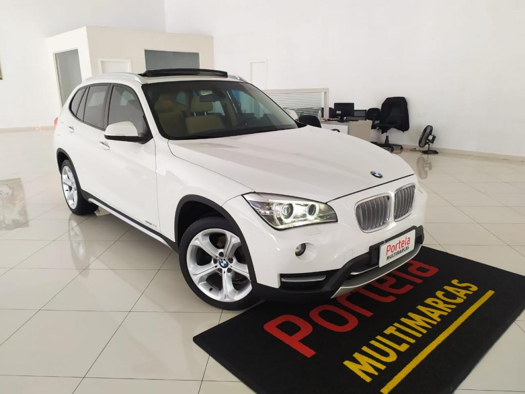 BMW X1 2.0 16V TURBO SDRIVE 20I 4P AUTOMÁTICO