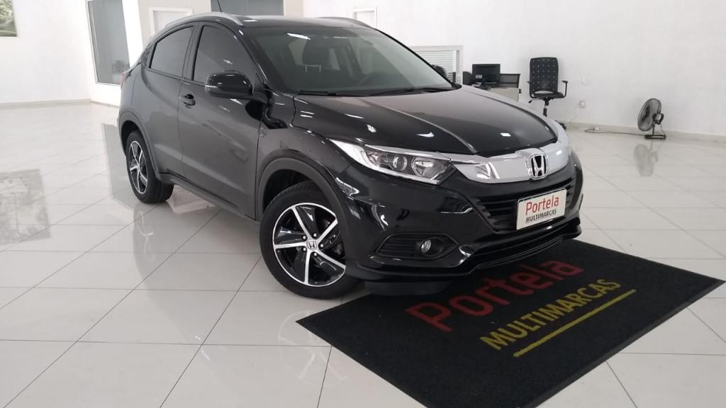 HONDA HR-V 1.8 16V FLEX EX 4P AUTOMÁTICO COM APENAS 12075KM!