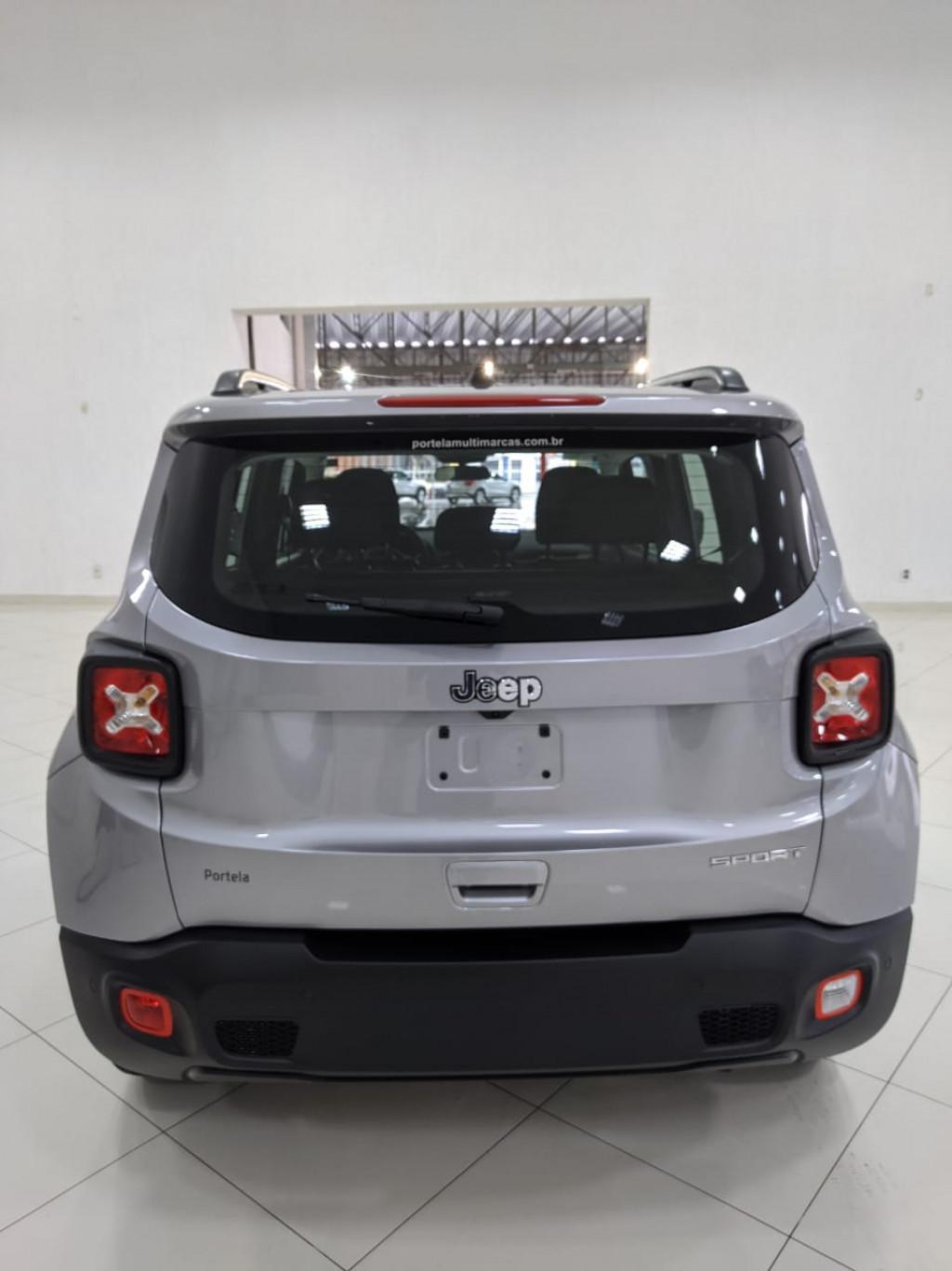 Imagem do veículo JEEP RENEGADE 1.8 16V FLEX SPORT 4P AUTOMÁTICO CONSULTE CONDIÇÃO PARA CNPJ