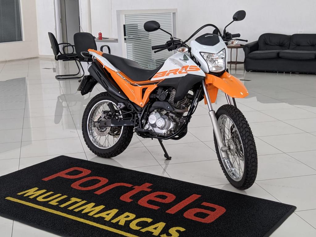 HONDA NXR 160 BROS ESD COM APENAS 10000KM