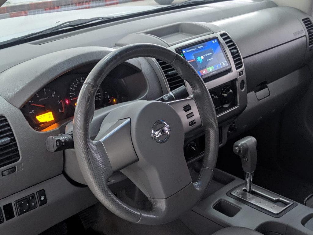 Imagem do veículo NISSAN FRONTIER 2.5 LE 4X4 CD TURBO ELETRONIC DIESEL 4P AUTOMÁTICO