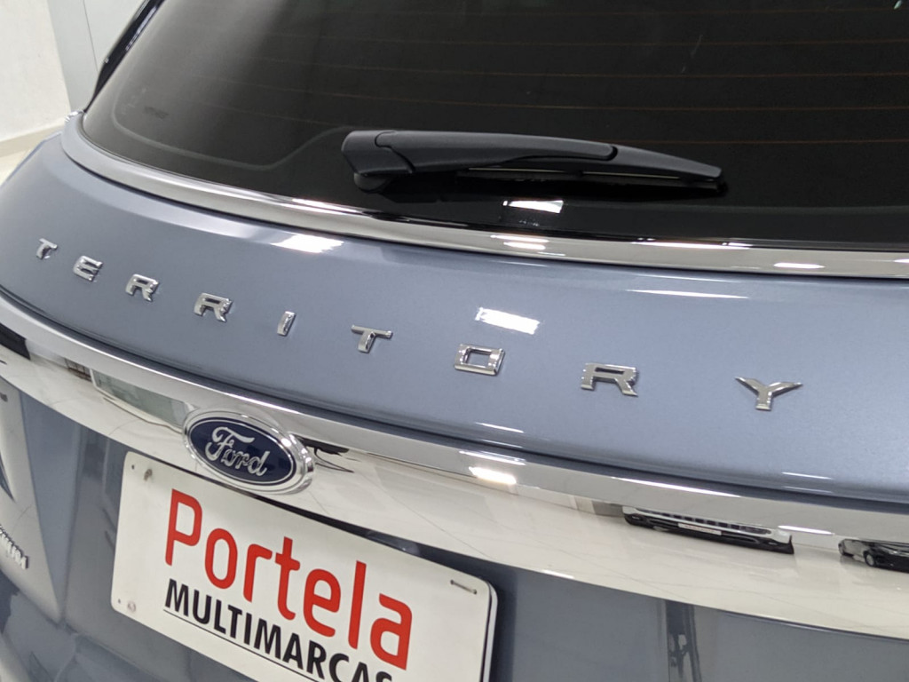 Imagem do veículo FORD TERRITORY 1.5 ECOBOOST GTDI GASOLINA TITANIUM AUTOMÁTICO