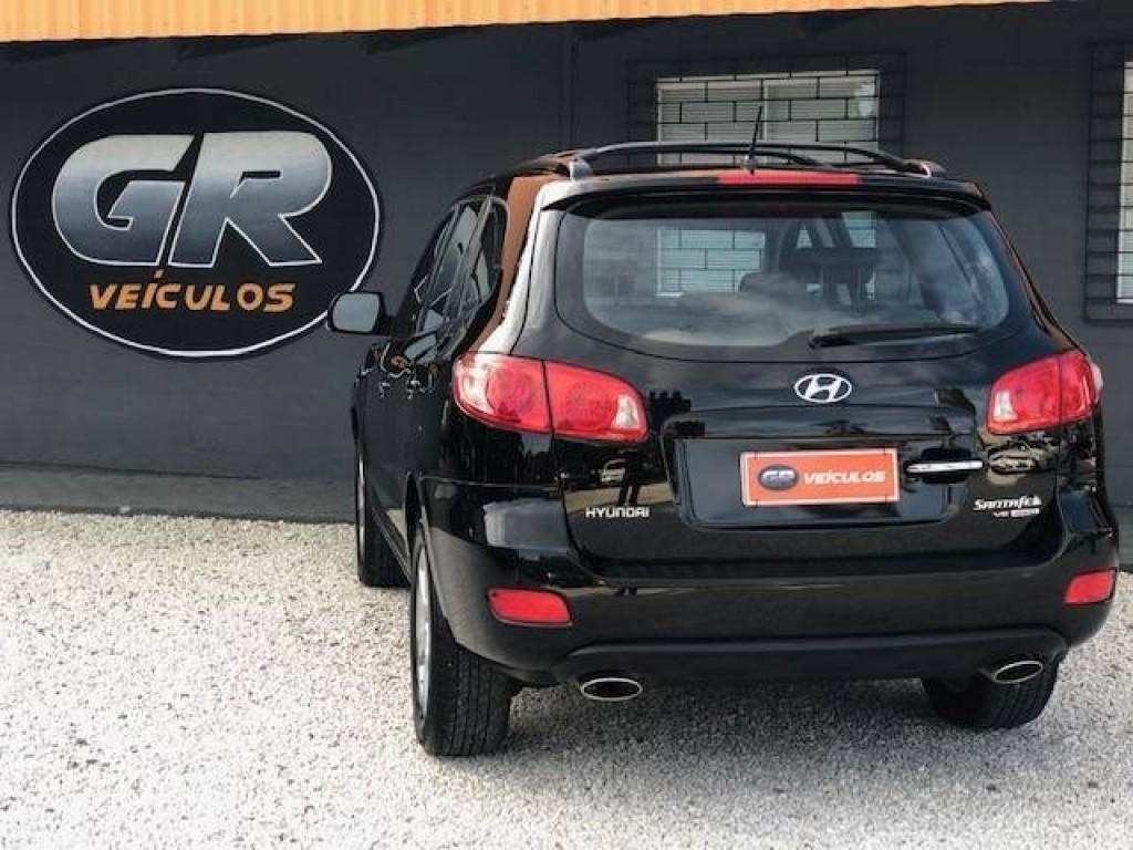 Imagem do veículo Hyundai Santa Fé GLS 2.7 V6 4X4 Automático