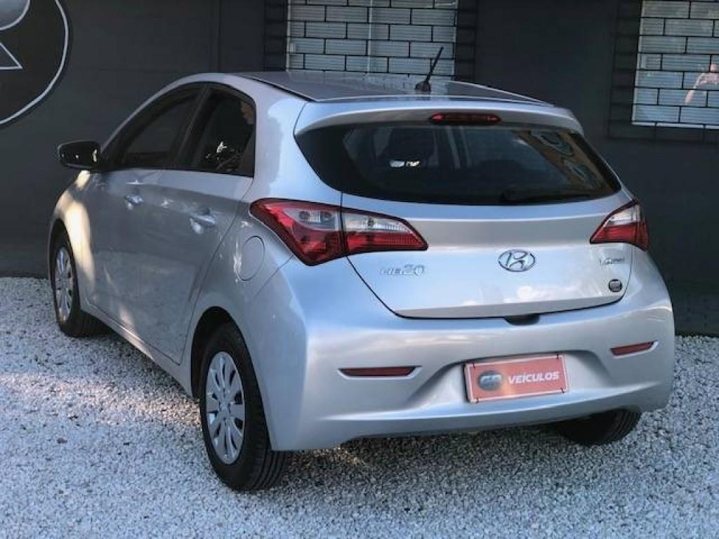 Imagem do veículo Hyundai HB20 1.6 16V Comfort Manual