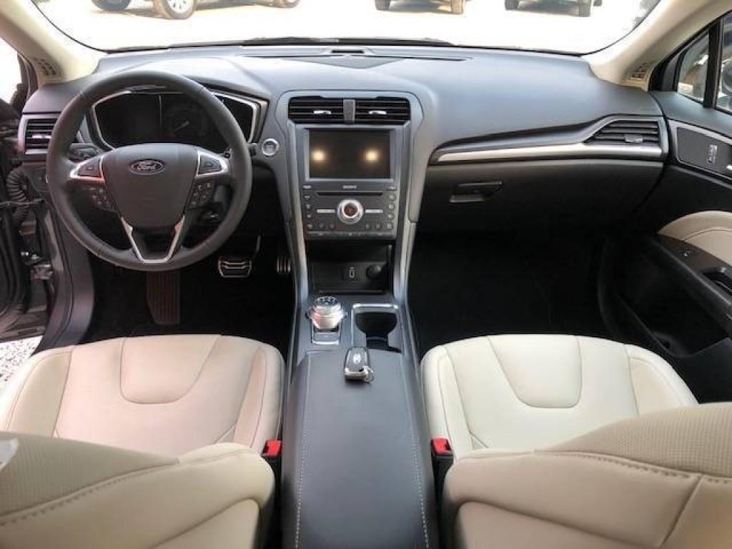 Imagem do veículo Ford Fusion 2.0 Titanium AWD Automático