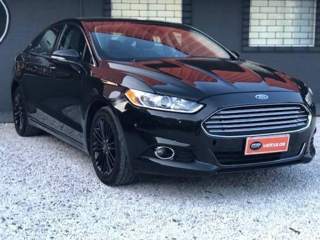 Imagem do veículo Ford Fusion 2.0 AWD GTDI Titanium, Automático