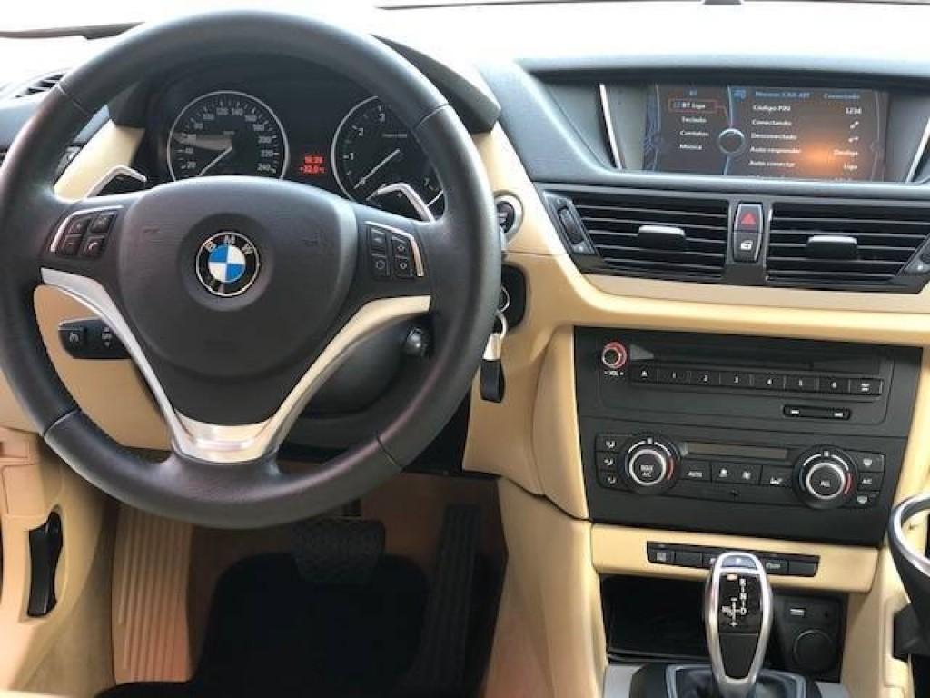 Imagem do veículo BMW X1 20i SDRIVE ACTIVEFLEX TURBO