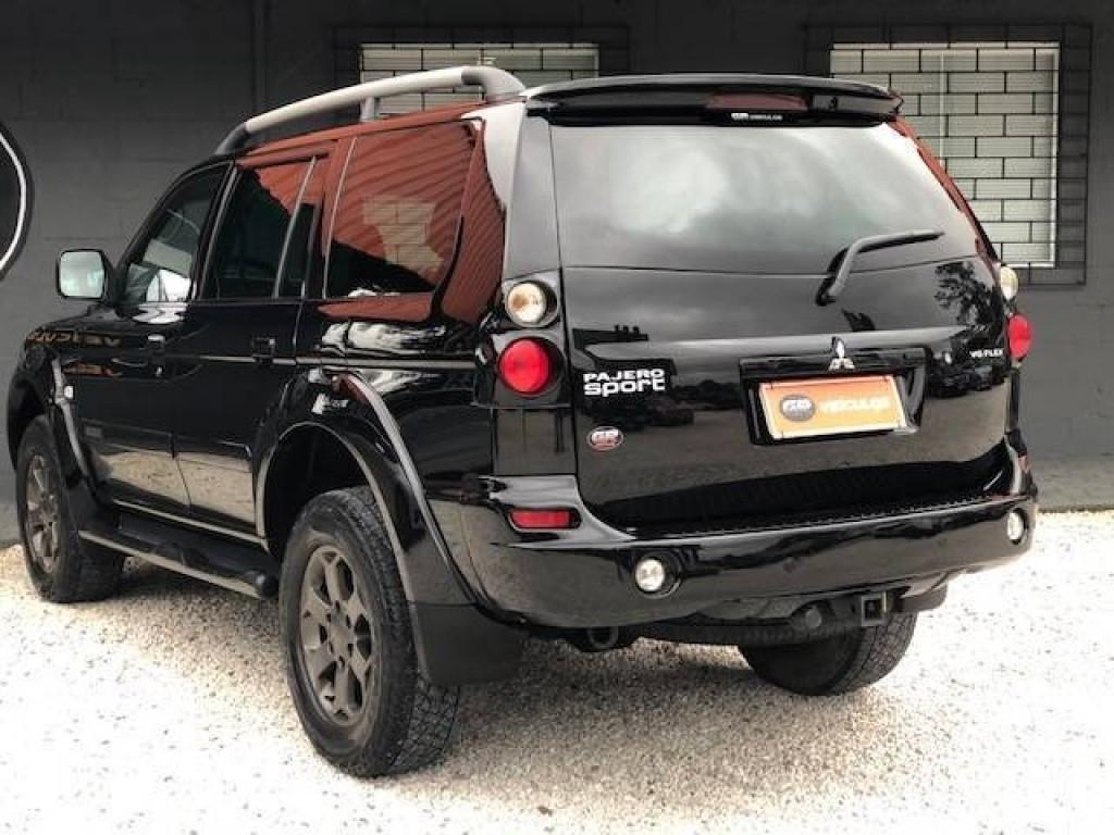 Imagem do veículo Mitsubishi Pajero Sport 3.5 V6 HPE Automático