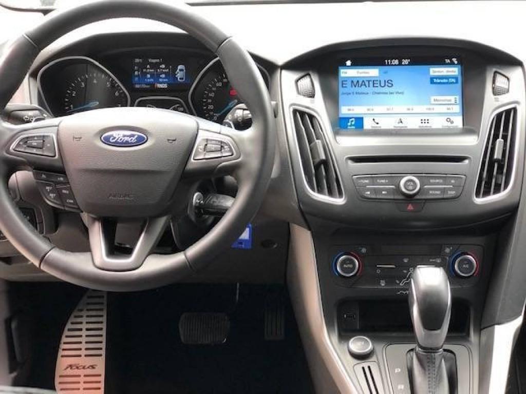 Imagem do veículo Ford Focus 2.0 SE FastBack flex, Automático