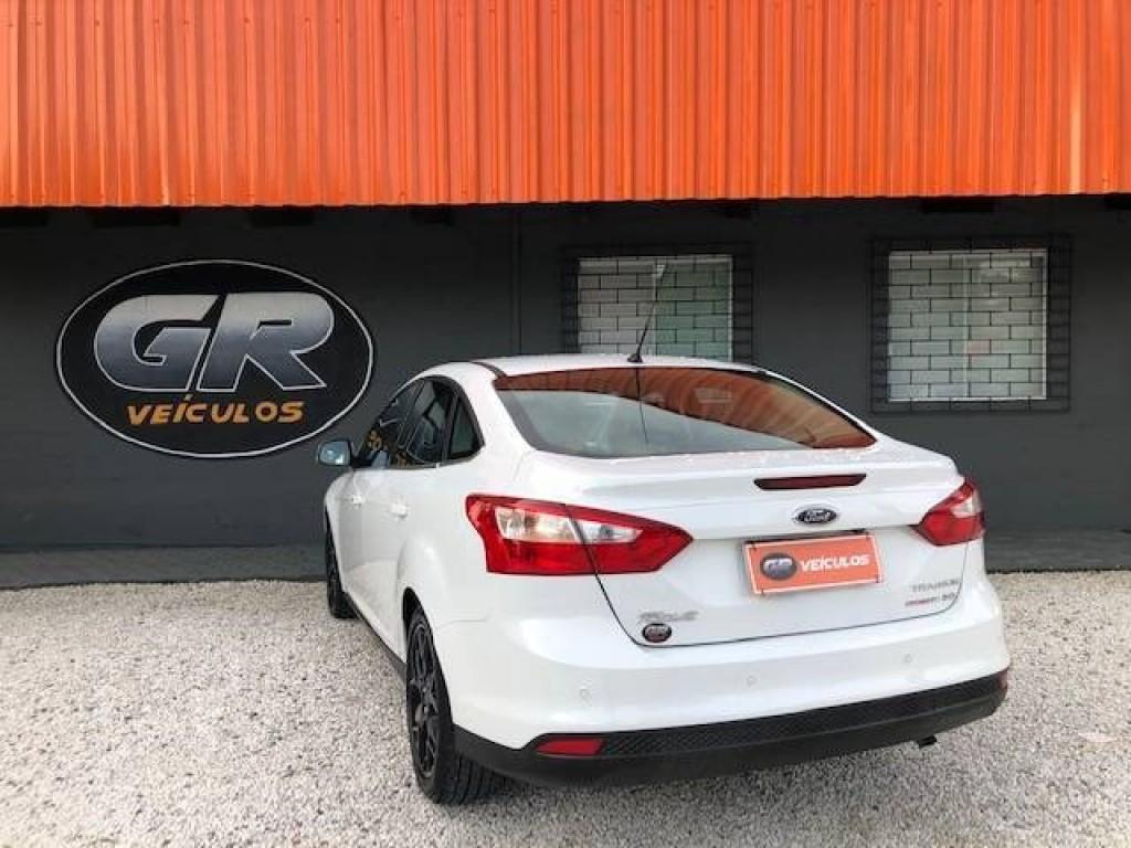 Imagem do veículo Ford Focus 2.0 Titanium Sedan Flex Automático