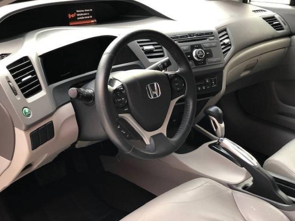 Imagem do veículo Honda Civic 2.0 LXR Flex Automático