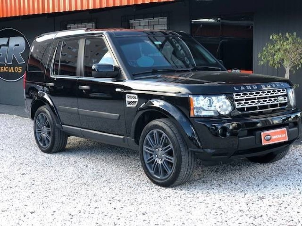 Land Rover Discovery 4 3.0 HSE V6 4x4 Turbo ( BLINDADA )