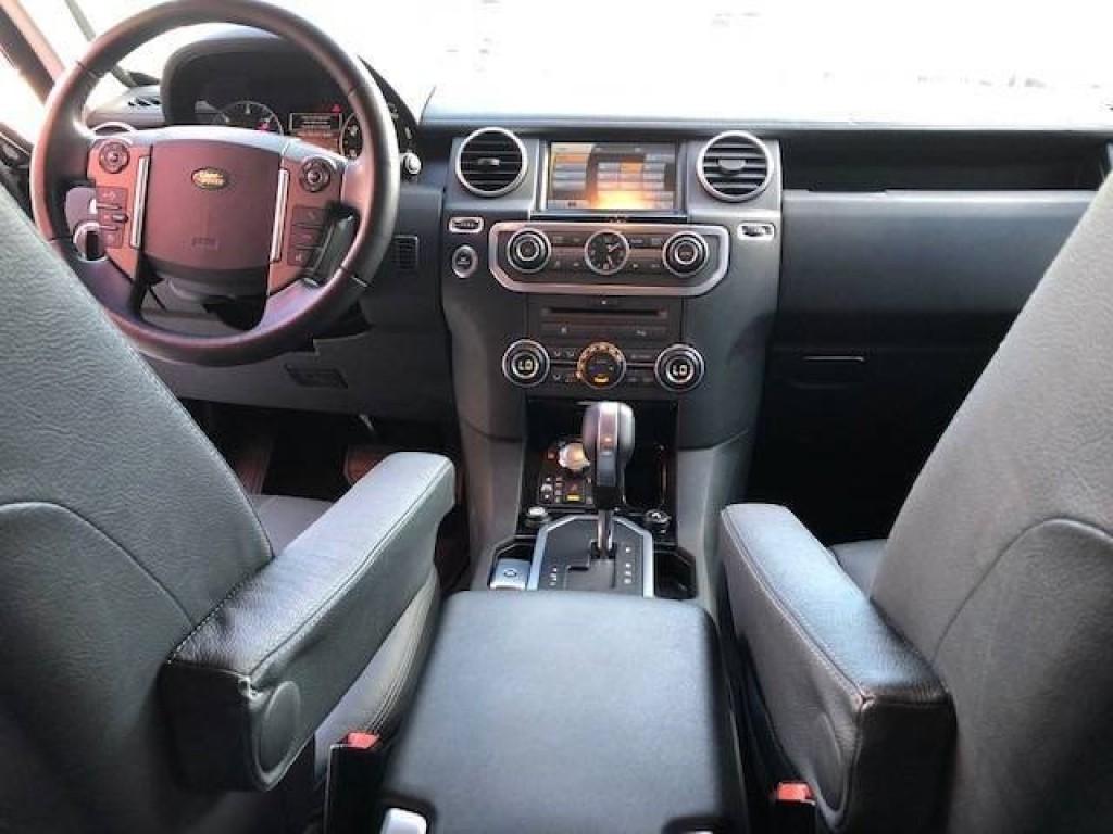 Imagem do veículo Land |Rover Discovery 4 3.0 HSE V6 4x4 Turbo
