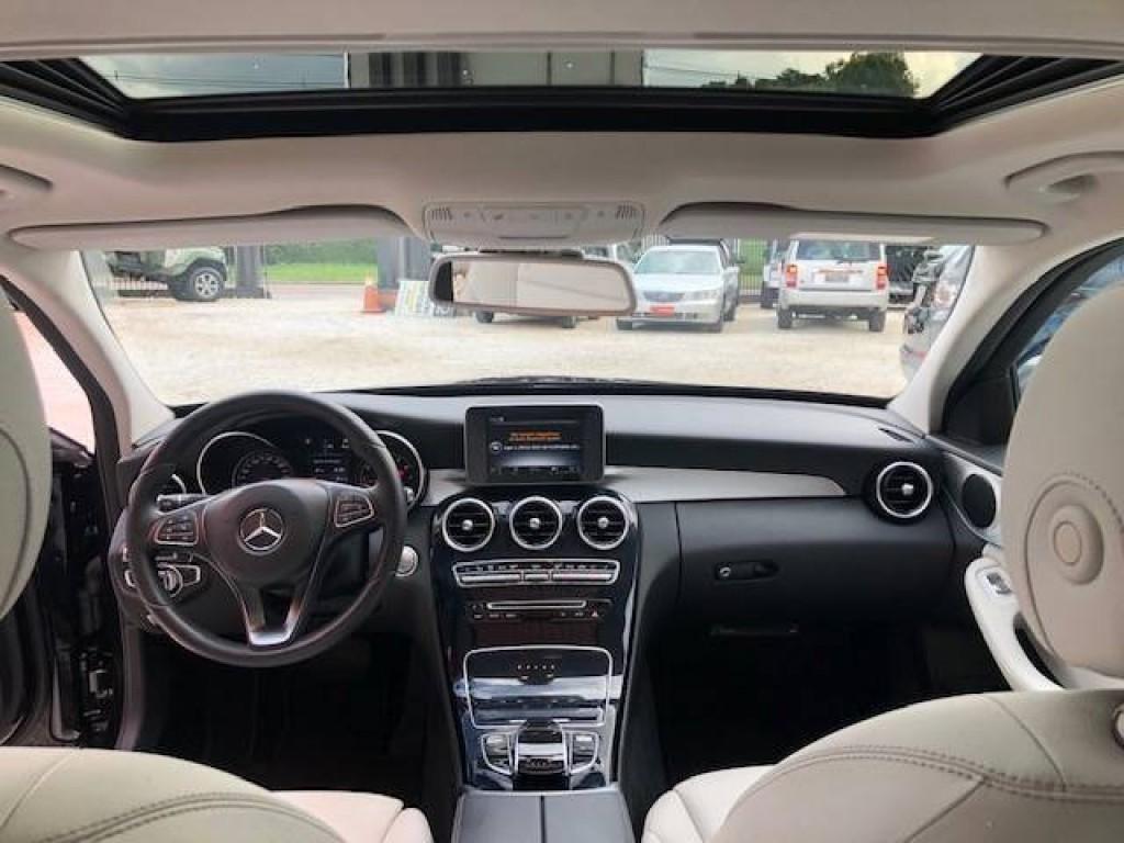 Imagem do veículo Mercedes Benz C200 2.0 Avantgarde CGI Automático