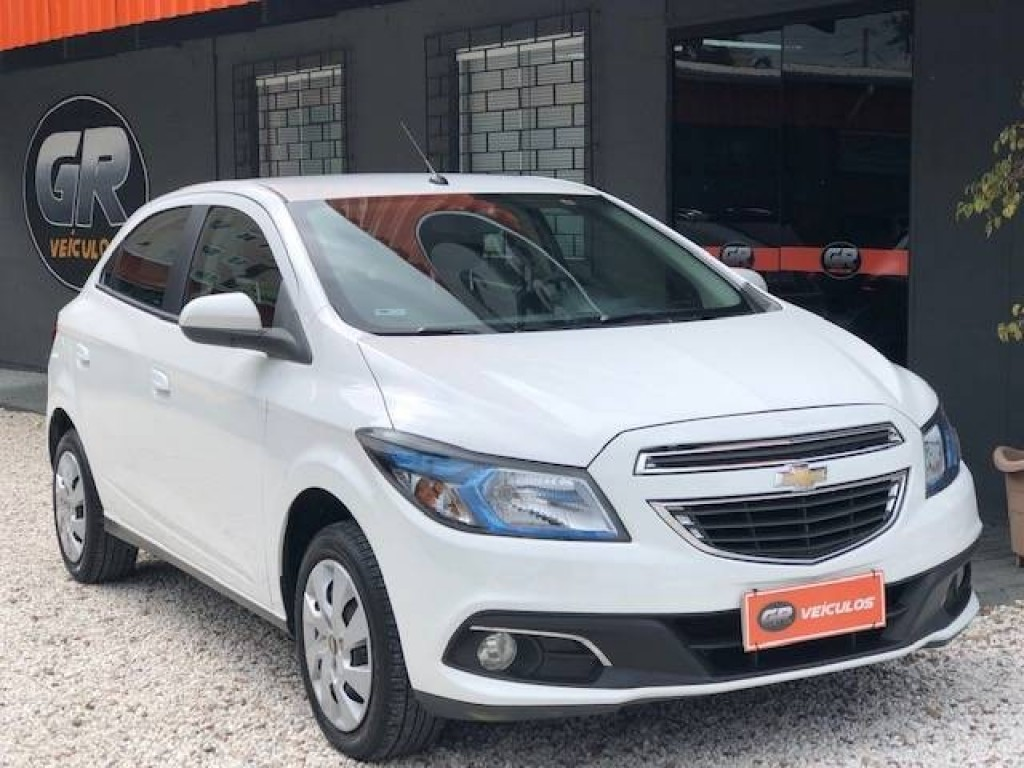 Chevrolet Onix 1.4 LT Manual