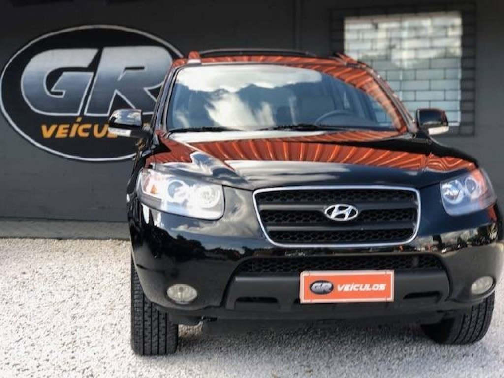 Imagem do veículo Hyundai Santa Fé 2.7 V6 GLS Automático