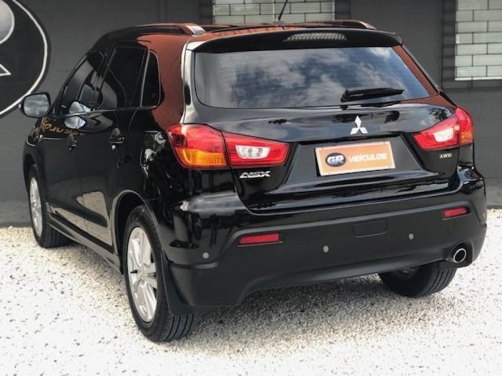 Imagem do veículo Mitsubishi ASX 2.0 4WD Automático