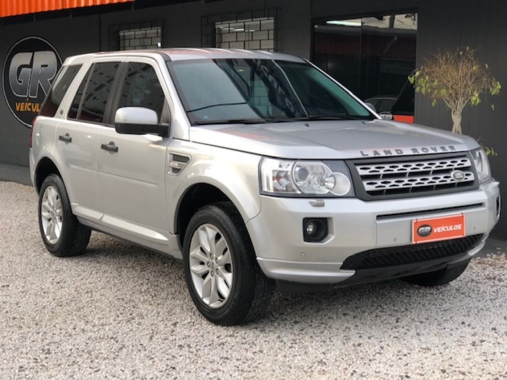 Land Rover Freelander2 2.2 Turbo SE SD4 Automático