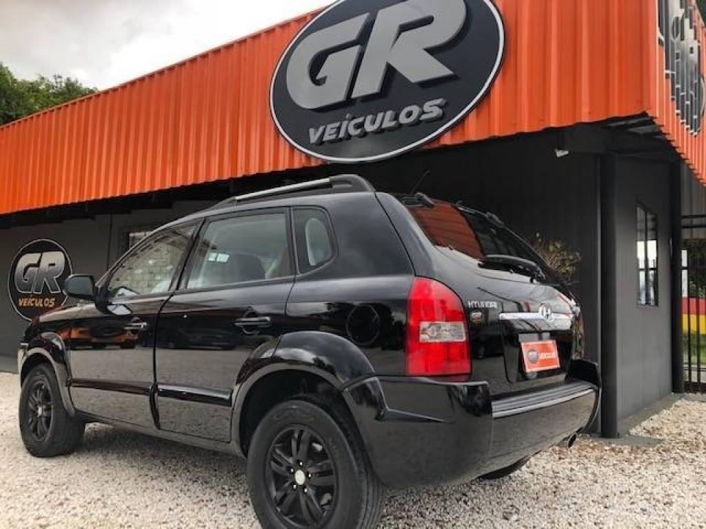 Imagem do veículo Hyundai Tucson 2.0 2WD MPFI GLS Automático