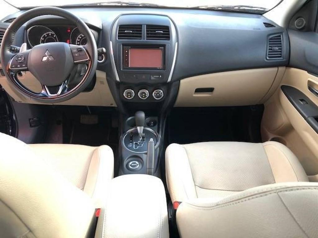 Imagem do veículo Mitsubishi ASX 2.0 AWD 4P Automático