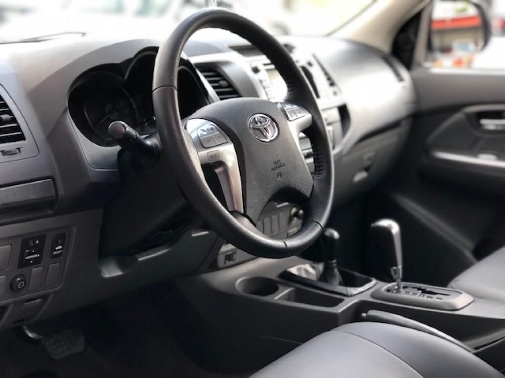Imagem do veículo Toyota Hilux CD SRV 4x4 2.7 Flex Automático