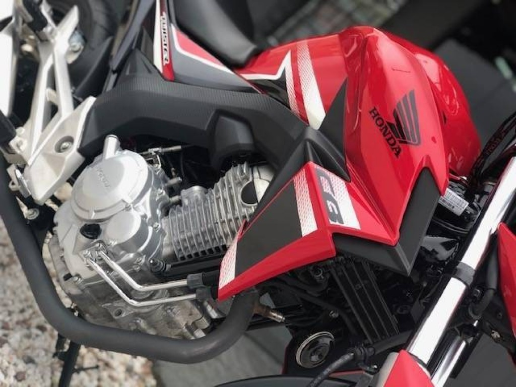 Imagem do veículo Honda CB 250F Twister