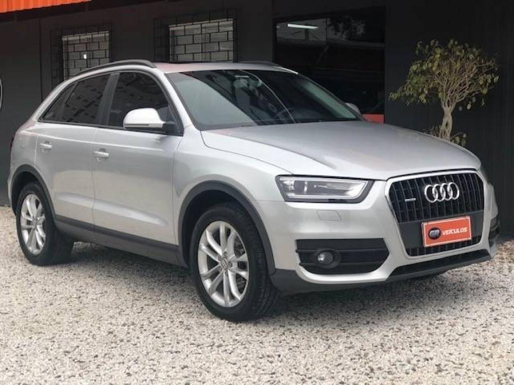 Audi Q3 TSFI Attraction Quatto