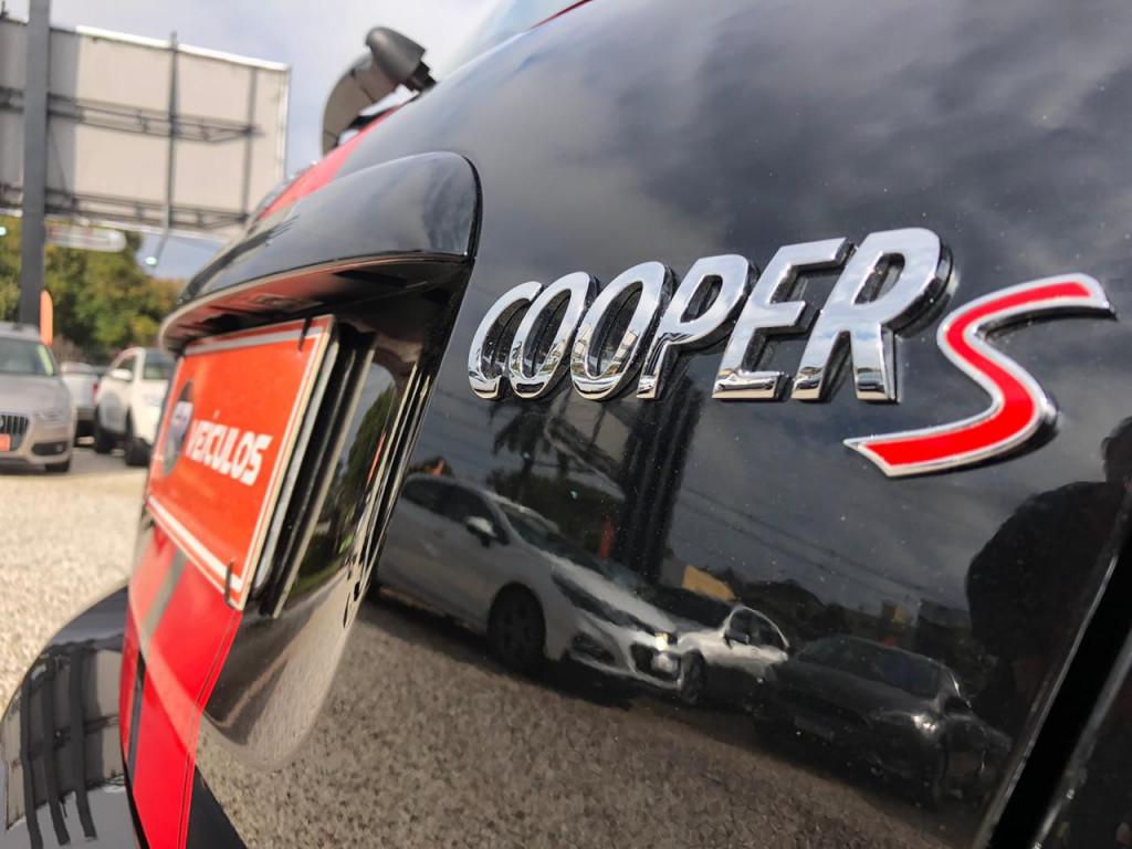 Imagem do veículo MINI COOPER 1.6 S 16V TURBO GASOLINA 2P AUTOMÁTICO
